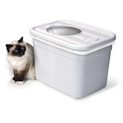 Clevercat Innovations CV77000 Clevercat Top Entry Litter Box