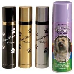 Four Paws Pet DFP10510 Fresh Essence Cologne 3Oz - Gold