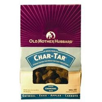 Wellpet Llc Wellpet OM10220 Small Classic CharTar Biscuits 620 oz