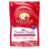 Wellness Complete Health - Salmon Meal & Deboned Turkey