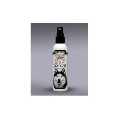 Bio Groom Natural Scents Country Freesia Cologne - 4 oz