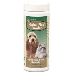 Nutri-vet Naturvet 978080 Natv Herbal Flea Pet Powder 4 Oz.