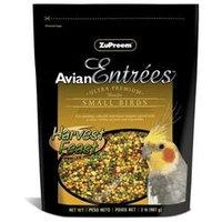 ZuPreem Avian Entrees Harvest Feast Mix Small Bird Food