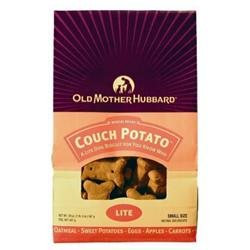 Wellpet Llc Wellpet OM10225 Small Couch Potato Dog Biscuit 620 oz