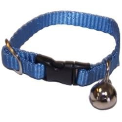 Marshall Pet Products Marshall Pet SMR00089 Bell Collar - Blue