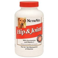 NUTRI-VET 120 Count Hip & Joint Liver Chewables