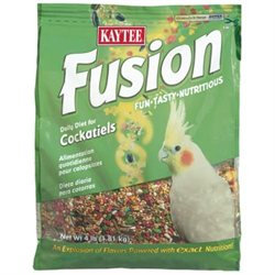 Kaytee Products Kaytee Pet Bird Feed Fusion Cockatiel 4lb