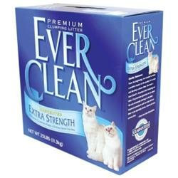 Clorox Co Ever Clean Extra Strength Litt 25 Pound - 71213/60417