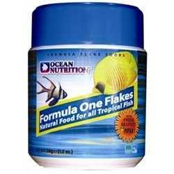 Quality Pets Inc Ocean Nutrition Formula Two Flake 2.5 oz