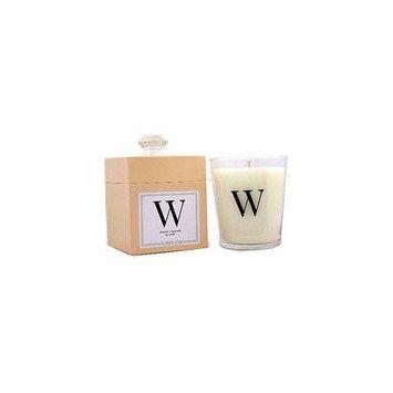 Wrapables Archipelago Monogram - W (Wisteria & Hyacinth) Candle