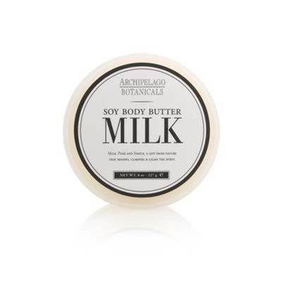 Archipelago Botanicals Milk Soy Body Butter