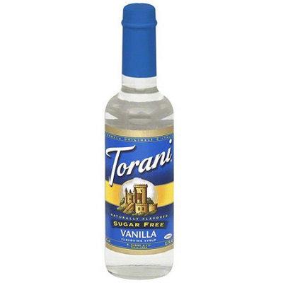 Generic Torani Sugar Free Vanilla Syrup, 12.7 oz (Pack of 6)