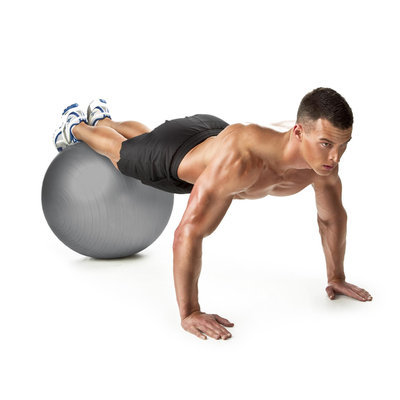 Weider Health & Fitness Weider 65cm Stability Ball - WEIDER HEALTH AND FITNESS