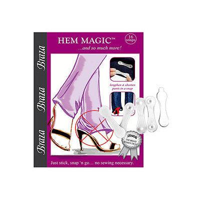 Braza Hem Magic Lenghten & Shorten Pants in a snap