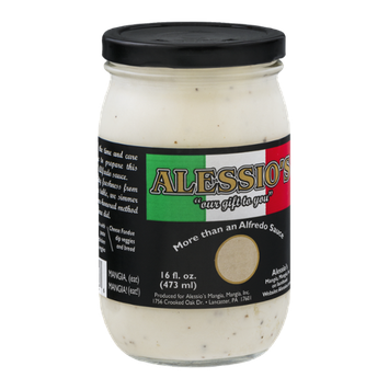 Alessio's More than an Alfredo Sauce