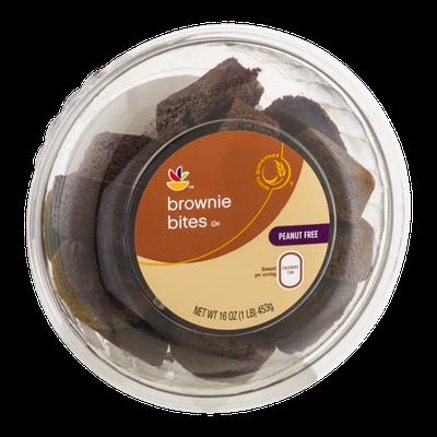 Ahold Brownie Bites Peanut Free