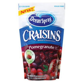 Craisins Pomegranate Dried Cranberries, 6 oz