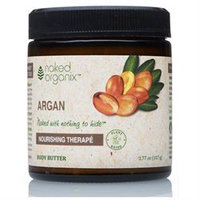 Organix South Body Butter Argan Fragrance Free - 4 oz