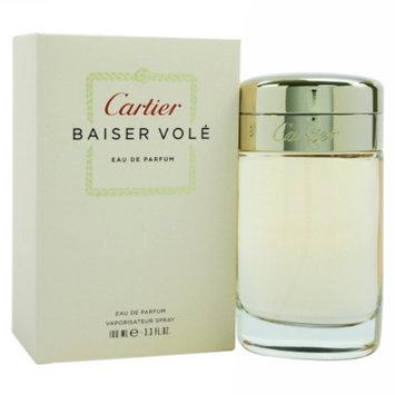 Cartier Baiser Vole Eau de Parfum Spray, 3.3 fl oz
