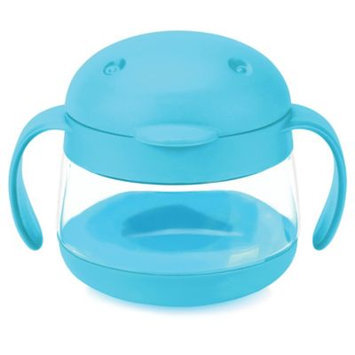 Ubbi Tweat Snack Container in Robin's Egg Blue