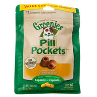 Greenies GREENiESA Pill PocketsA Dog Treat