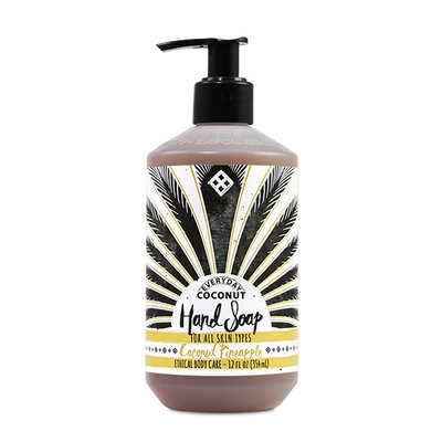 EVERYDAY COCONUT Hand Soap Coconut Pineapple