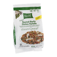Kashi Steam Meal Roasted Garlic Chicken Farfalle