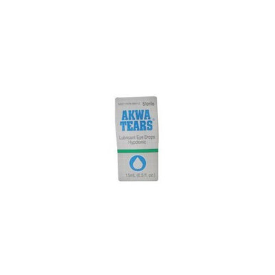 Akwa Tears Lubricant Eye Drops Hypotonic .5 fl oz (15 ml)