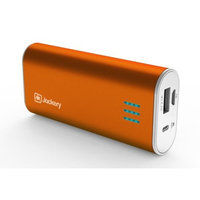 Jackery Bar External Battery Charger - Portable Charger and Power Bank for iPhone 6s, 6s Plus, 6 Plus, 5, iPad Air, iPad Pro, Samsung Galaxy S6, S5 & Other Smart Devices - 6,000 mAh