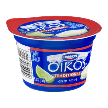 Dannon Oikos Greek Recipe Dairy Snack Key Lime