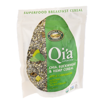 Nature's Path Organic Qia Apple Cinnamon
