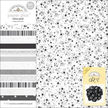 Doodlebug DOODLEBUG Paper Plus Assortment Pack 12