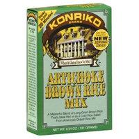 Konriko Artichoke Rice, 6.75-Ounce (Pack of 6)