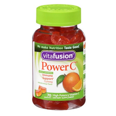 Vitafusion Power C Adult Dietary Supplement Gummies