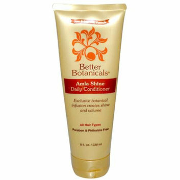 Better Botanicals Amla Shine Daily Conditioner 8 fl oz