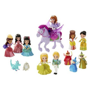 Sofia the First Disney The First Royal Prep Character Collection