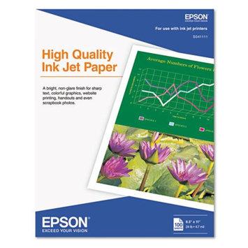Epson EPSON AMERICA S041106 PHOTO QUALITY SELF-ADHESIVE SHEETS