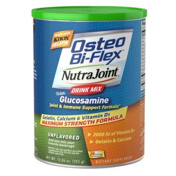 Osteo Bi-Flex Knox NutraJoint Drink Mix with Glucosamine