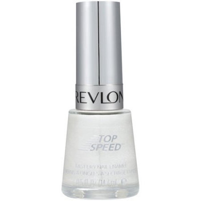 Revlon Top Speed Nail Enamel - Snow Bunny (370)
