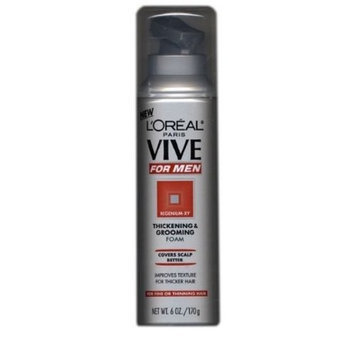 L'Oréal Paris Vive For Men Thickening & Grooming Foam