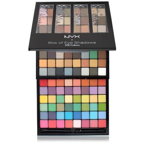NYX Box of Eye Shadows