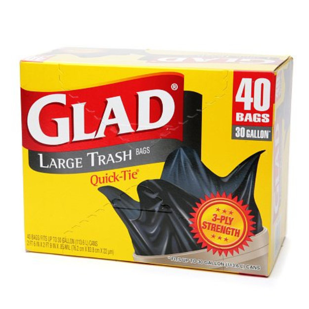 Glad Trash Bags