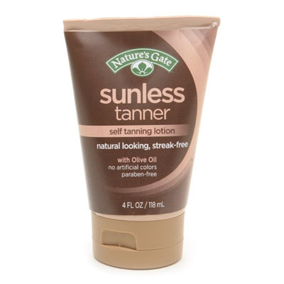 Nature's Gate Sunless Tanner