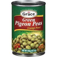 Grace Green Pigeon Peas, 15 oz