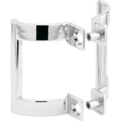 Prime Line Prime-Line Products M 6158 Shower Door Handle Set, 2-Inch, Chrome