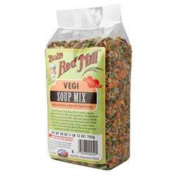 Bob's Red Mill Bobs Red Mill BG11043 Bobs Red Mill Soup Mix Bean & Veg - 1x25LB