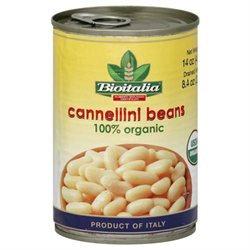 Bioitalia BG10822 Bioitalia Cannellini Beans - 12x14OZ