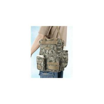 Lillian Rose Inc. Lillian Rose 24DB420 Dad Military Diaper Bag