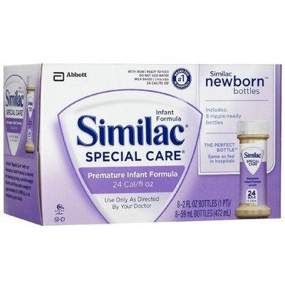 Similac Formula with Iron, 16-Ounce