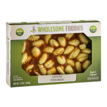 Wholesome Foodies Potato Gnocchi Gluten-Free